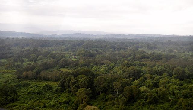 Nature Air, Costa Rica