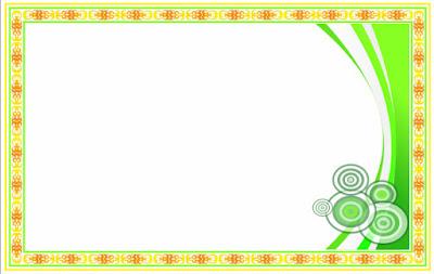 Fathonan Download Bingkai Foto Undangan Sertifikat Format Gambar Frame