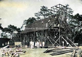 gereja dibangun oleh toko kayu batiren en co