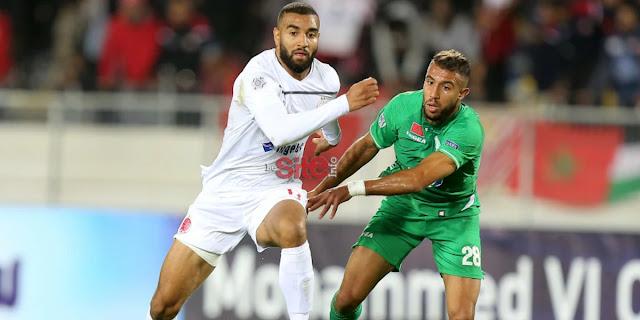إسماعيل الحداد قريب من مغادرة الوداد صوب الخليج