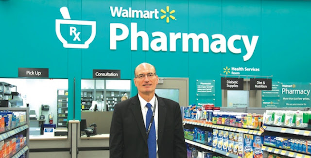 Walmart Pharmacy : The Secrets to Successful Strategy Execution
