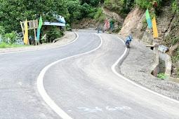 Nurdin Abdullah Resmikan Penggunaan 10 km Jalan Beraspal di Botolempangan