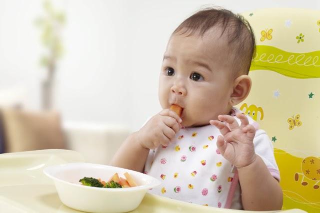 SERI ANAK MANDIRI (#2) : Menumbuhkan Kemandirian Anak Usia Di Bawah 2 Tahun