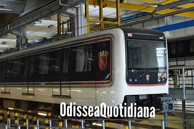Metro C, nuovo stop serale fino a luglio 2021
