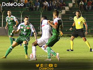 Oriente Petrolero no pasa del empate sin goles ante Portuguesa en Partido Internacional - DaleOoo