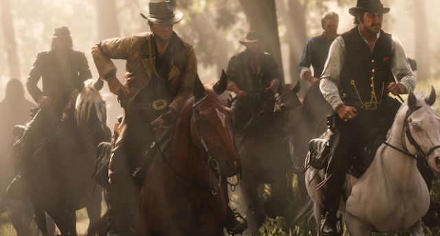 Red Dead Redemption 2 PC port is confirmed