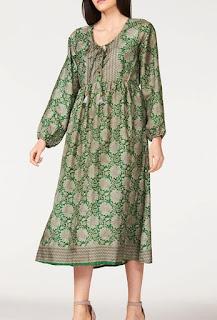 Vestiti donna stile bohemien 2020