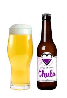 Villa de Madrid Chula Sin: Cerveza Artesana Española Sin Alcohol