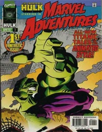 Marvel Adventures (1997)