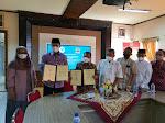 FIK UNP dan Disdikbud Sijunjung Tandatangani  MoA Bidang Pendidikan Olahraga