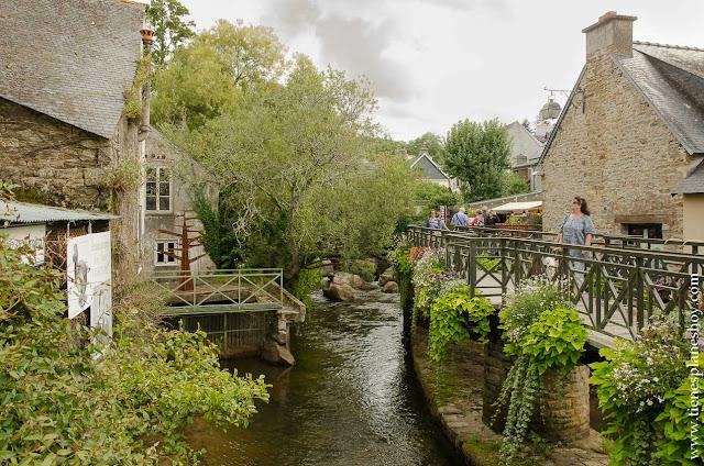 Pont-Aven viaje Bretaña Francia en coche imprescindibles