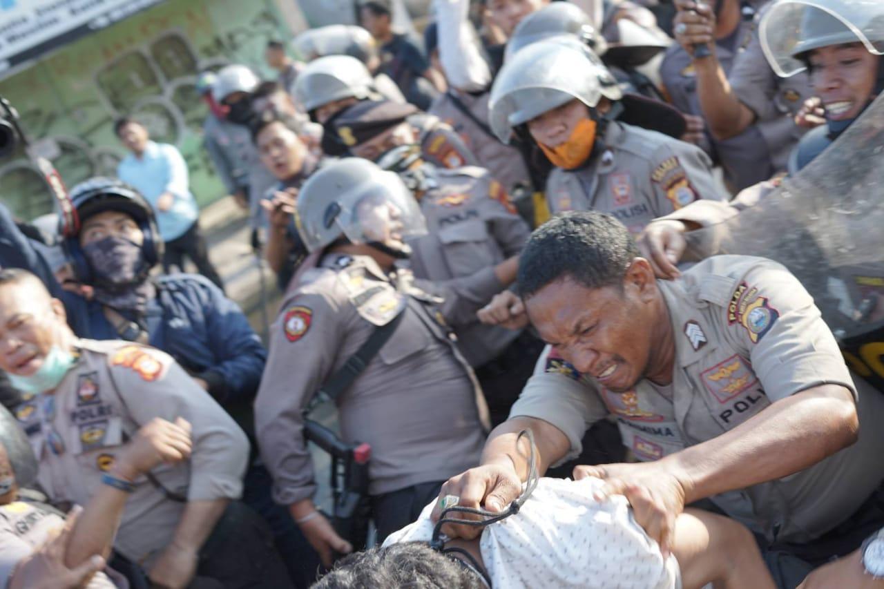 Lima Tahun Terakhir, Polri Duduki Peringkat Teratas Lembaga yang Paling Sering Diadukan Soal Pelanggaran HAM