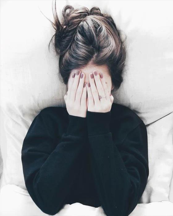 Fotos tumblr sola en casa sin mostrar la cara