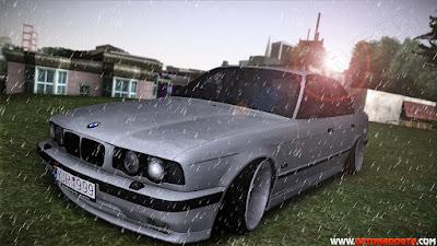 GTA SA - BMW E34