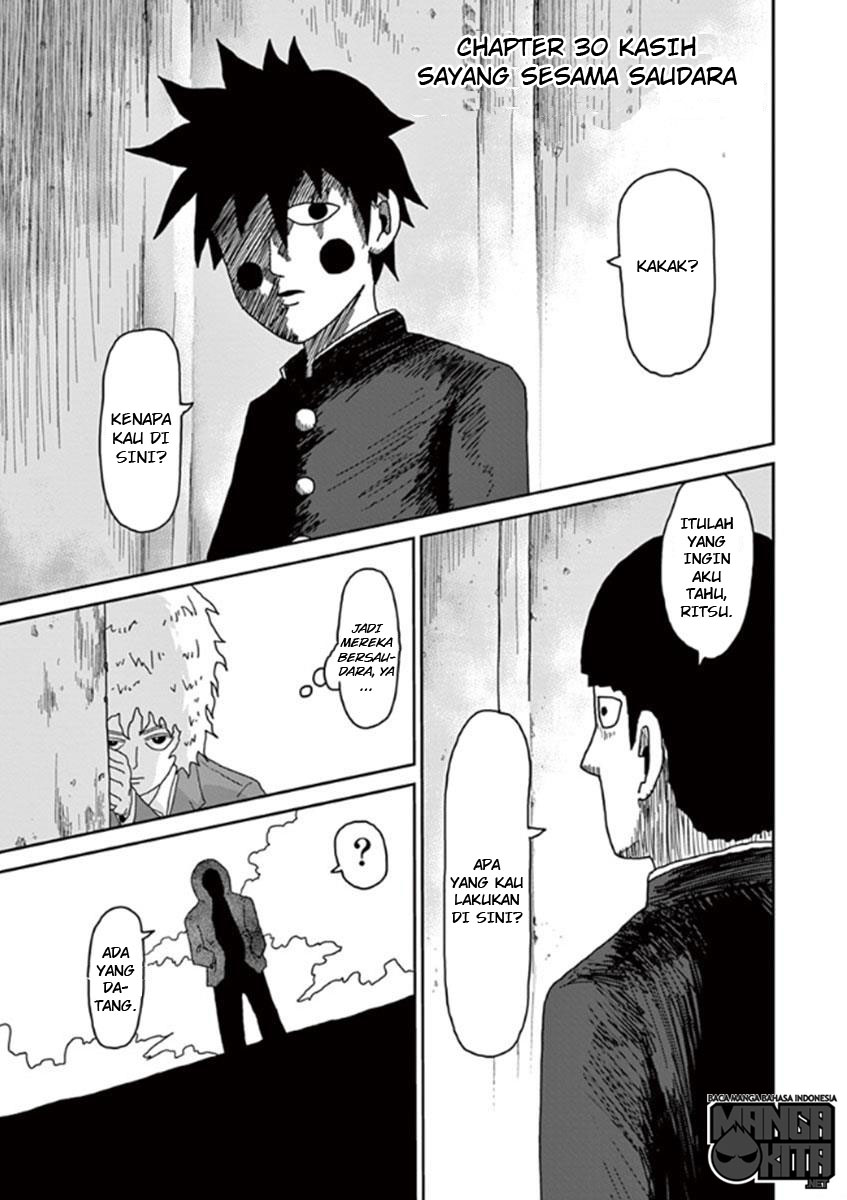 Mob Psycho 100 Chapter 30-2