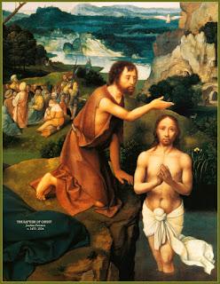 Oração Poderosa de São João Batista