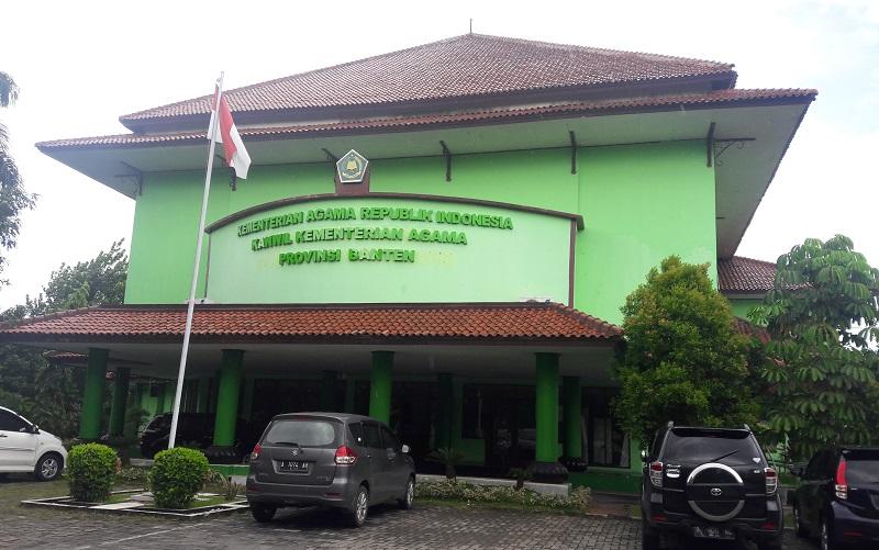 Alamat Lengkap dan Nomor Telepon Kementerian Agama Se-Provinsi Banten