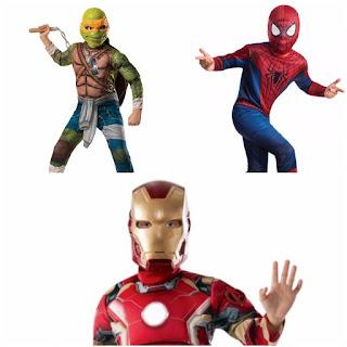 Disfraces de superhéroe para niños Disfraces Gamar
