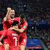 Suíça fica no empate com a Costa Rica e avança para as oitavas