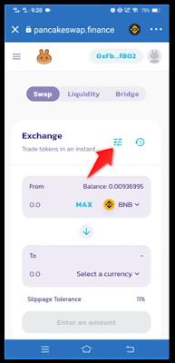 how to buy feg token on pancake swap