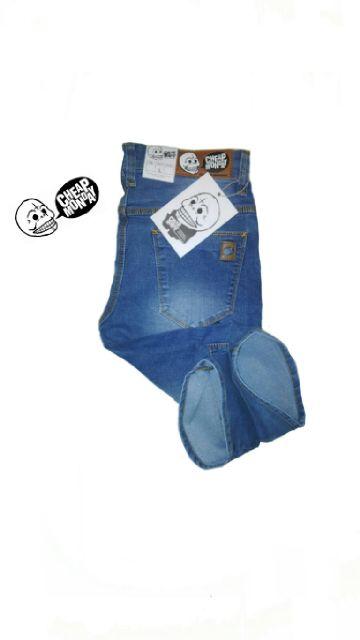 Ceana jeans pendek pria cheap monday