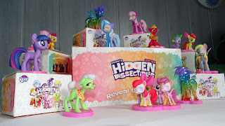 My Little Pony Hidden Dissectibles Series 2 REVIEW