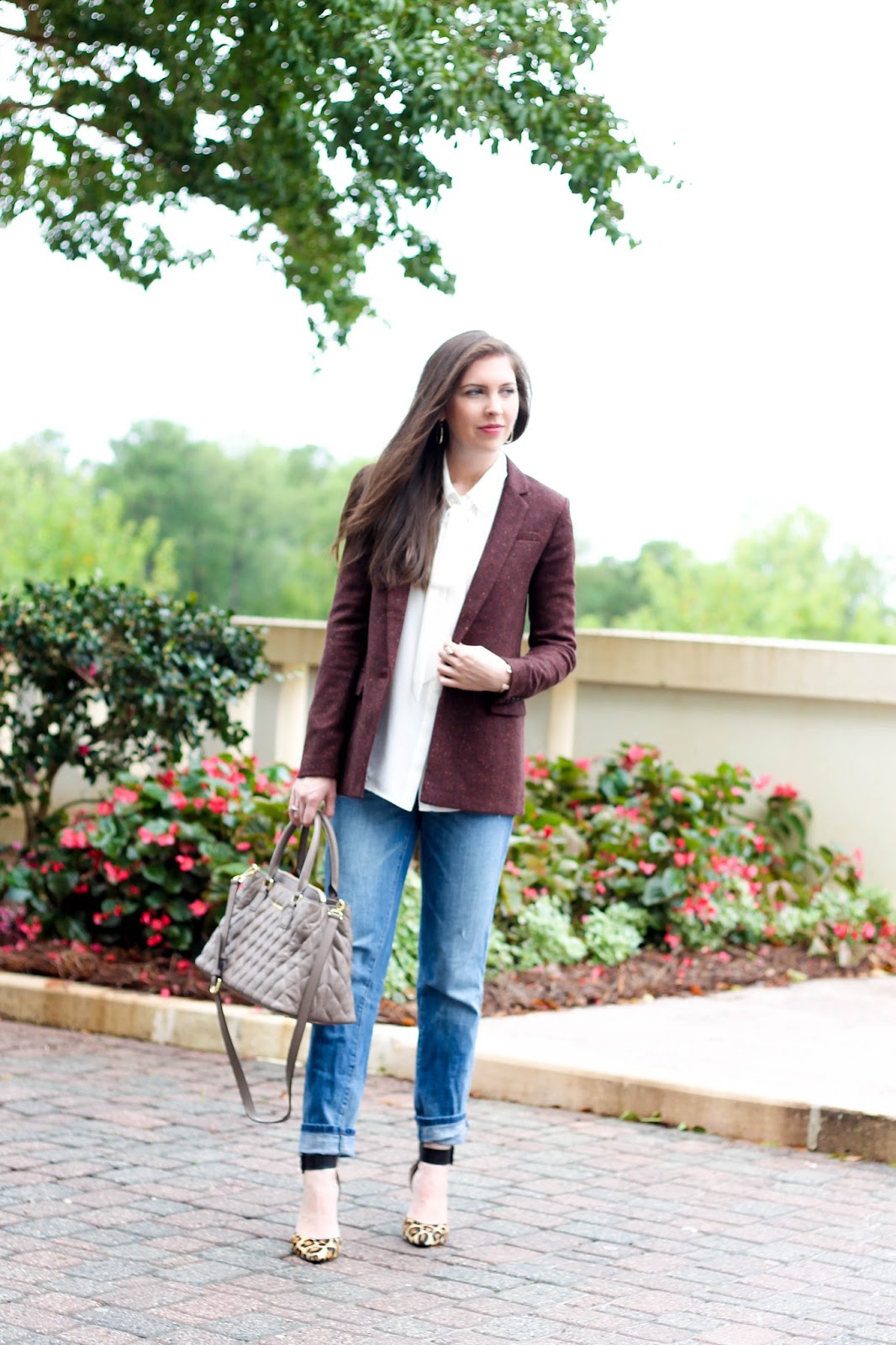 79c854a5049 Business Casual + Giveaway - Pretty in the Pines