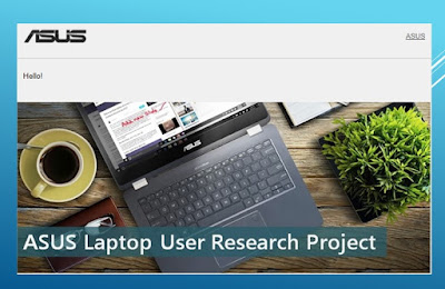 ASUS Laptopn User Research Project - Blog Mas Hendra