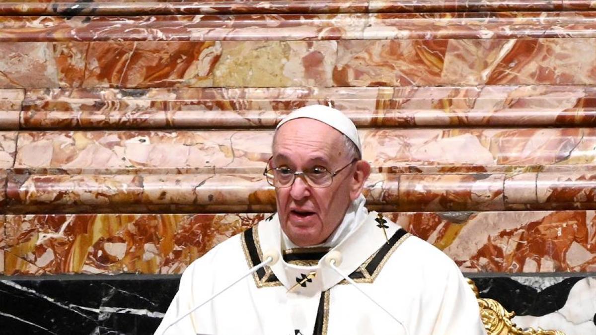 Papa Francisco: la crisis social y económica es muy grande
