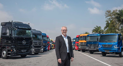 SelecTrucks vende 800 caminhões zero-km em 10 meses