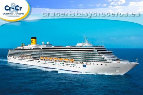 Costa Luminosa es, un año más, el buque elegido para la Vuelta al Mundo