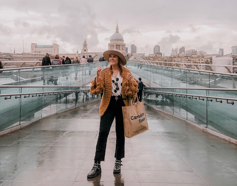 LONDON TRAVEL GUIDE | DAY 3 | CAMDEN TOWN, MILLENIUM BRIDGE, NATIONAL HISTORY MUSEUM & TATE MODERN