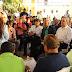 Luis Abinader  afirma que de ser electo presidente cambiara el esquema político