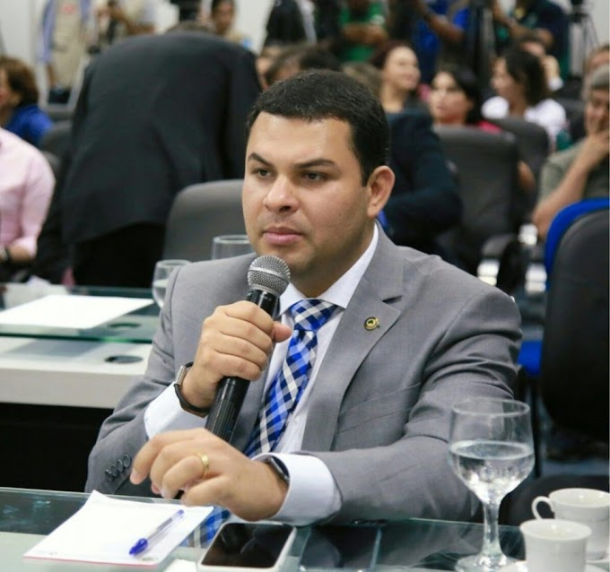 Saullo Viana destaca fala da importância da prevenção e da importância de adotar medidas para auxiliar os profissionais autônomos do Amazonas na crise do Coronavírus