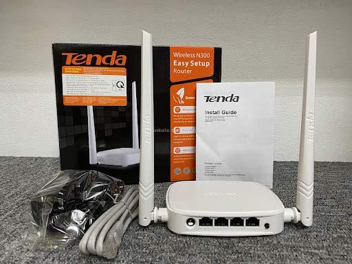 bộ thu phát wifi Tenda N301
