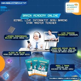 Fitur brain academy online