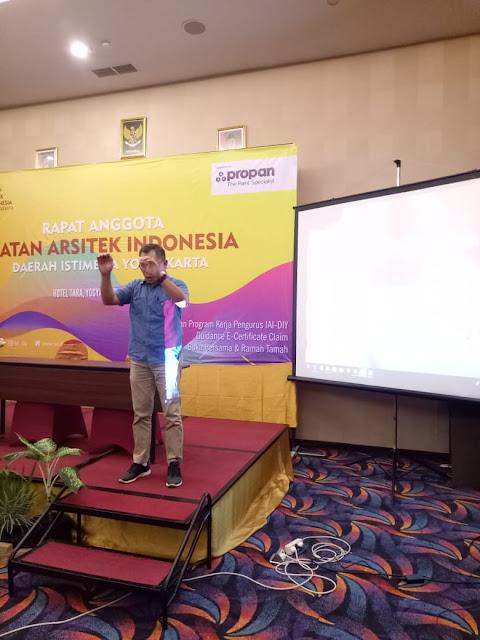 [GALLERY] Rapat Anggota Ikatan Arsitek Indonesia Daerah Istimewa Yogyakarta - 23 Mei 2019