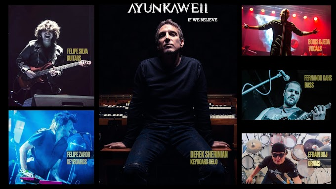 Ayunkawell Anuncia Lanzamiento Se Su Primer Single