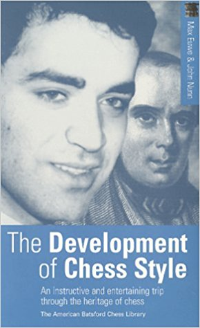 The Development of Chess Style front cover