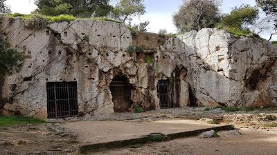 prigione di Socrates