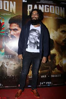 Bollywood Celebrities at Rangoon Movie Special Screening Feb 2017 15.JPG