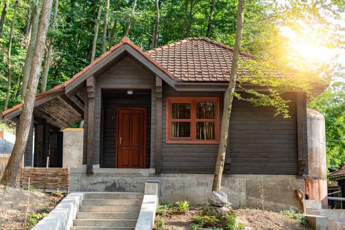 Toute la chaleur du bois dans votre chalet!: Abri De Jardin ...