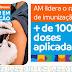 ESPECIAL PUBLICITÁRIO: Vacina Manaus: Mais de 100 mil doses aplicadas