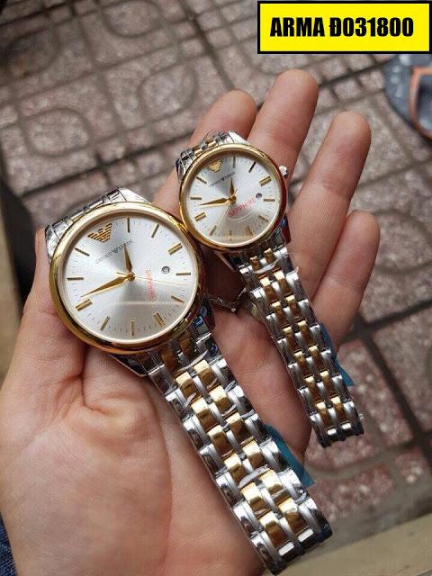đồng hồ nữ armani