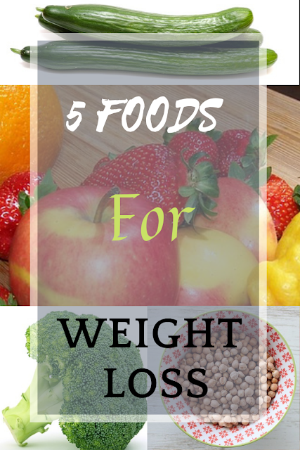 5 Foods To Consume To Lose Weight Fast