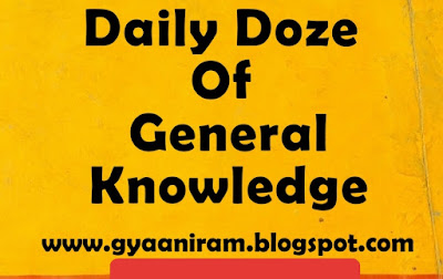 Daily Doze Of General Knowledge | Important Organizations of India and World | Part 4