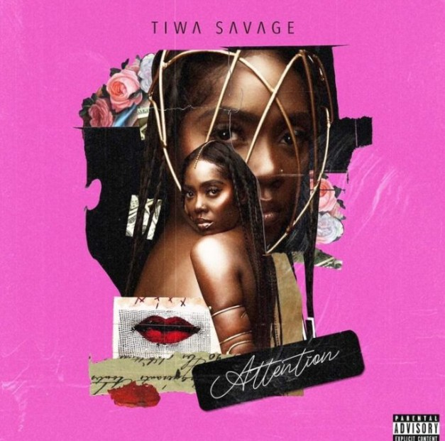 Tiwa Savage - Attention (Mp3 Download)
