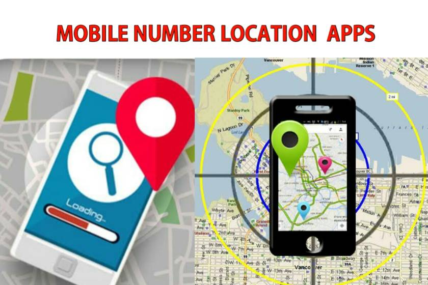 Mobile number location apps