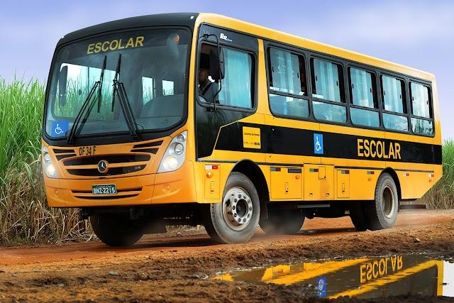 Secretaria de Educação vai disponibilizar transporte paras os estudantes que vão fazer o ENEM; entenda