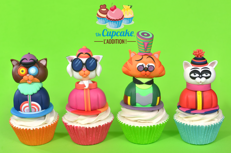 Cupcakes « Les Chats de James Frye »